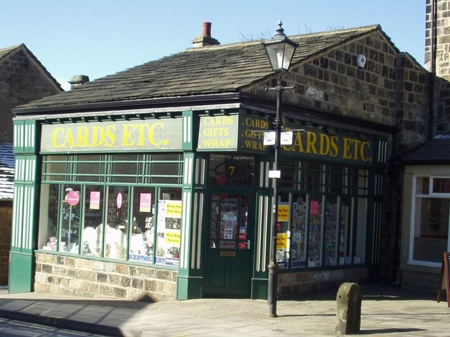 Cards Etc, Town Street, Horsforth