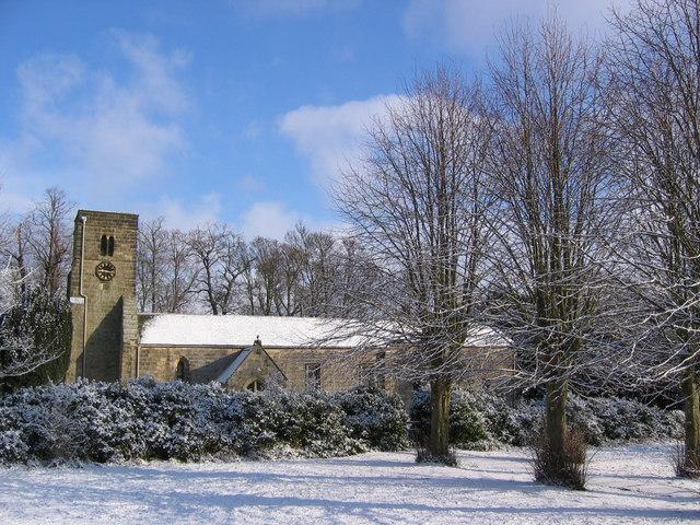 St. Nicholas, North Grimston