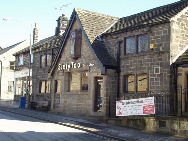 Sixty Too, Town Street, Horsforth