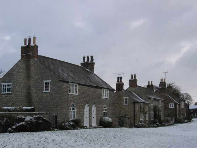 Cottages, Langton