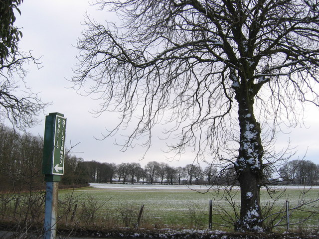 Near Manor Farm