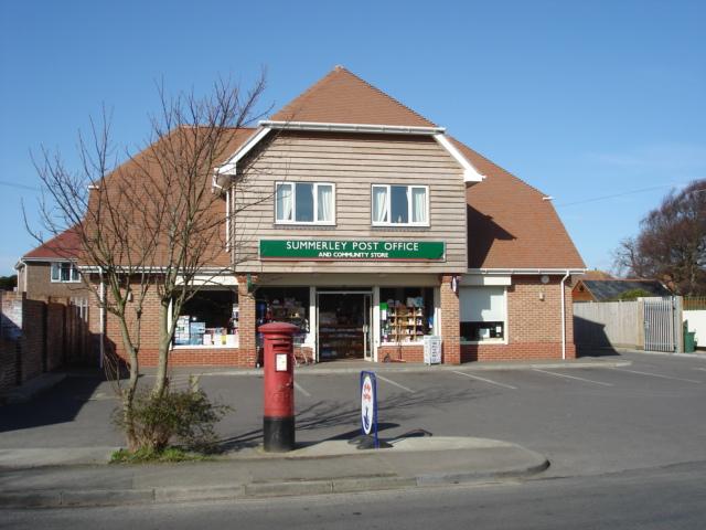 Summerley Post Office & Community Store, Summerley Lane, Felpham
