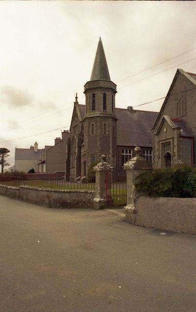 Llanrhyddlad Church