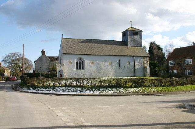 Bielby Church