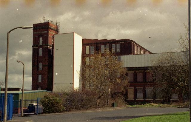 Moss Mill, Rochdale, Lancashire