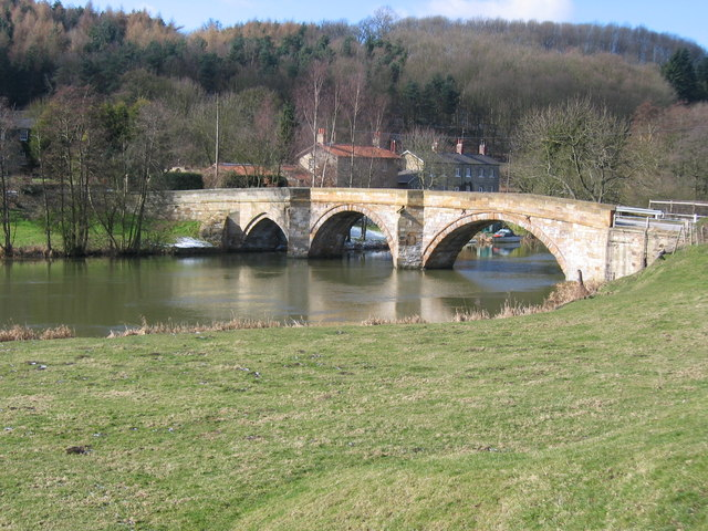 Bridge at Kirkham
