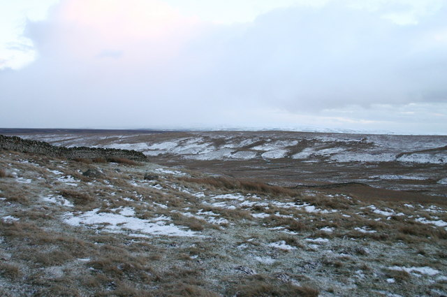 North Stainmore Evening