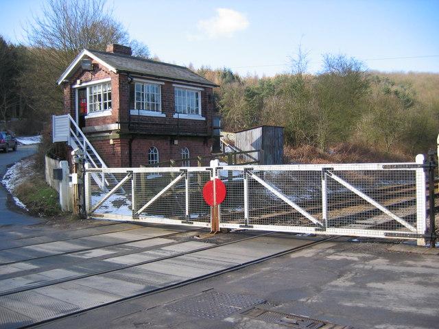 Kirkham Signal Box