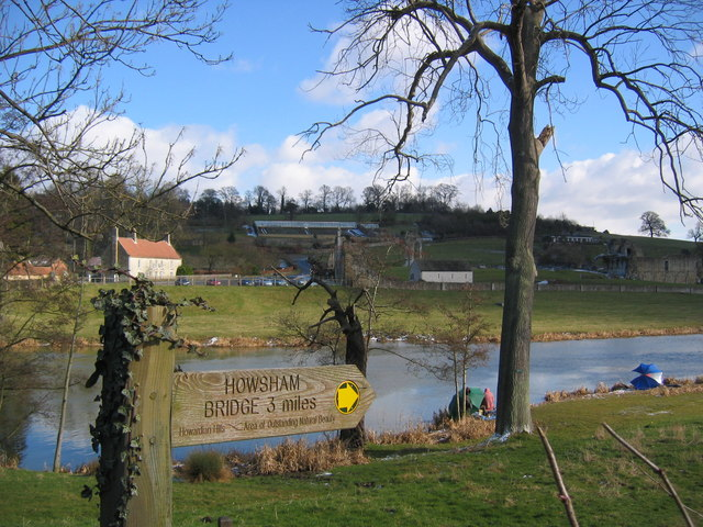 River Derwent, Kirkham