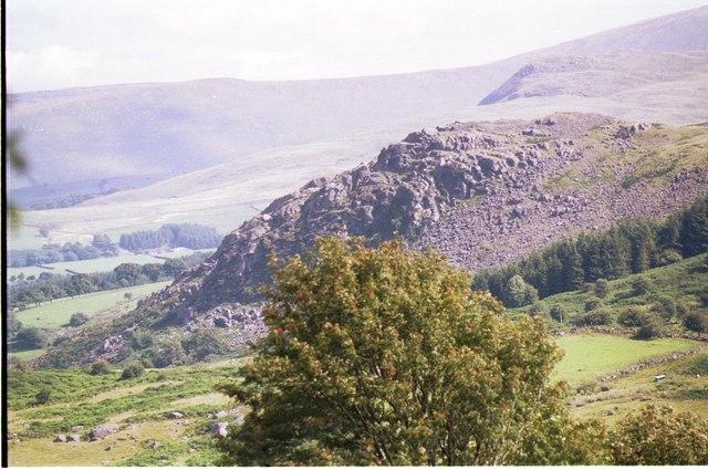 Castell Carndochan