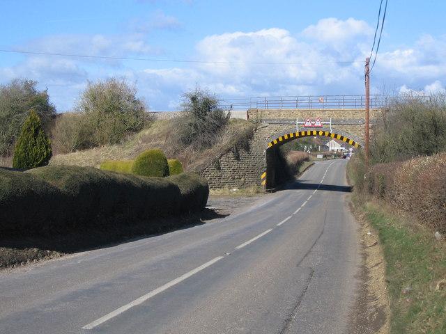Rail Bridge at Wanstrow