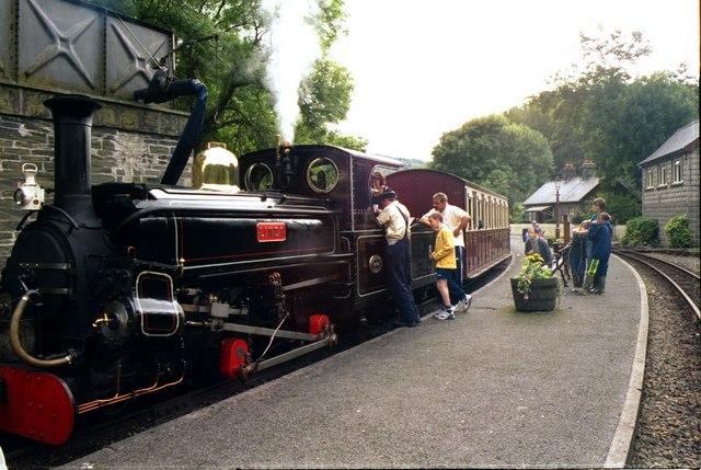 Festiniog Railway, Tan-y-Bwlch Station