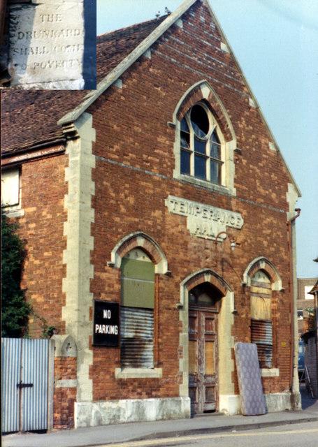 Temperance Hall - Newbury