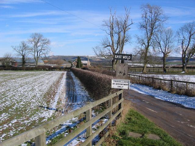 East Wold Farm