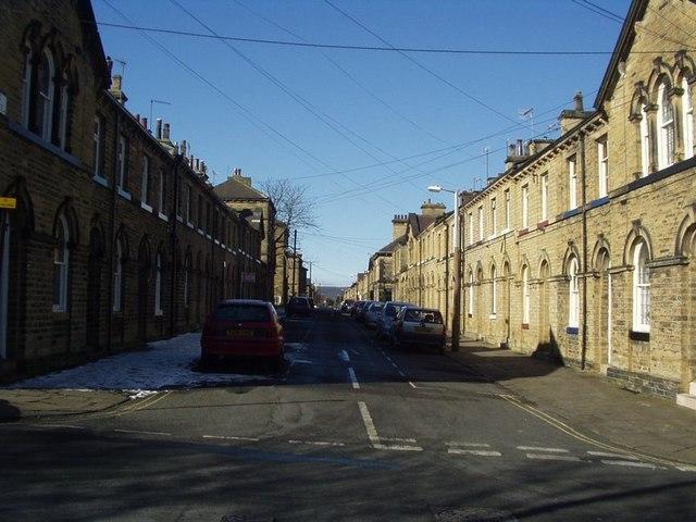 Titus Street, Saltaire