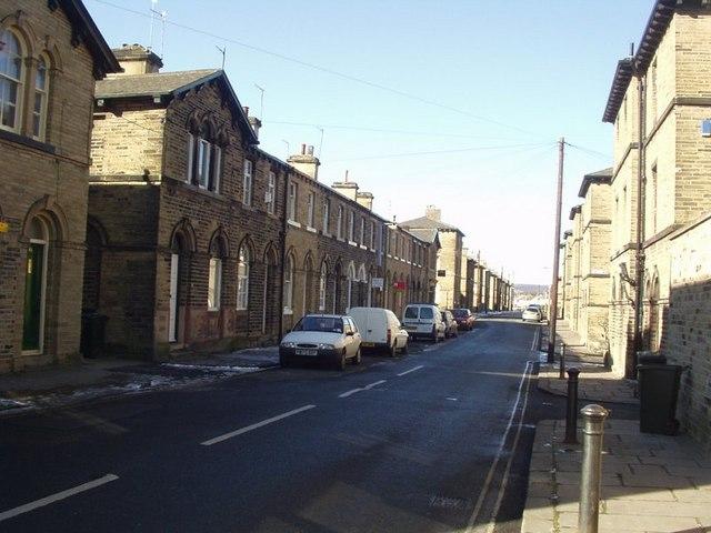 Caroline Street, Saltaire