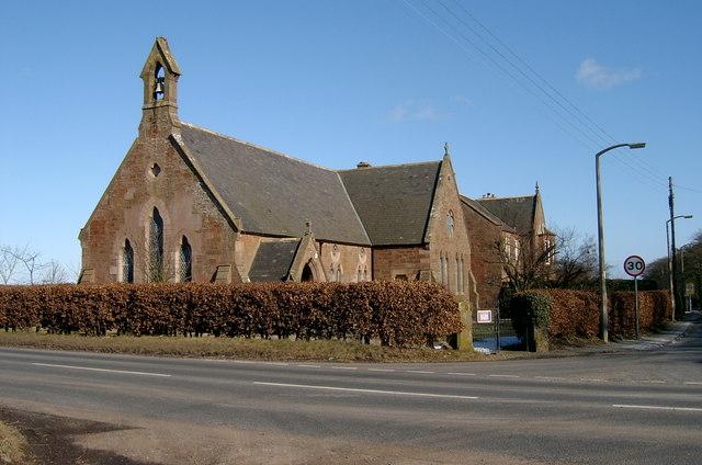 Church at Colliston