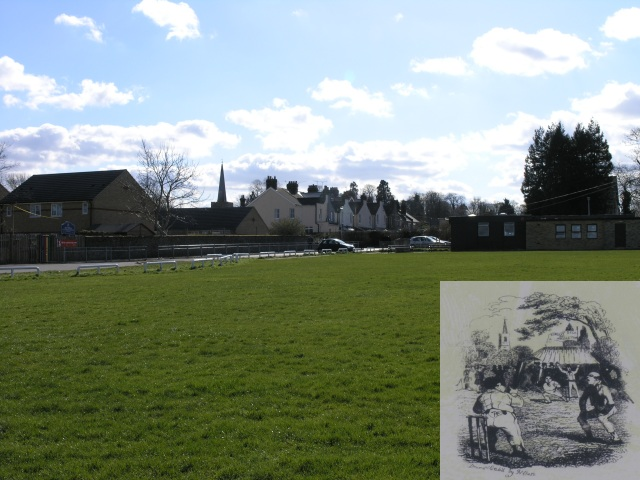 The Old Cricket Ground, West Malling
