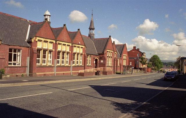 Castleton School, Rochdale, Lancashire