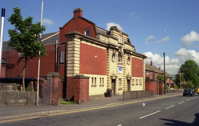 Public Swimming Baths, Castleton, Rochdale, Lancashire