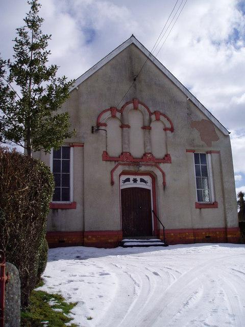 Cefnddwysarn Chapel