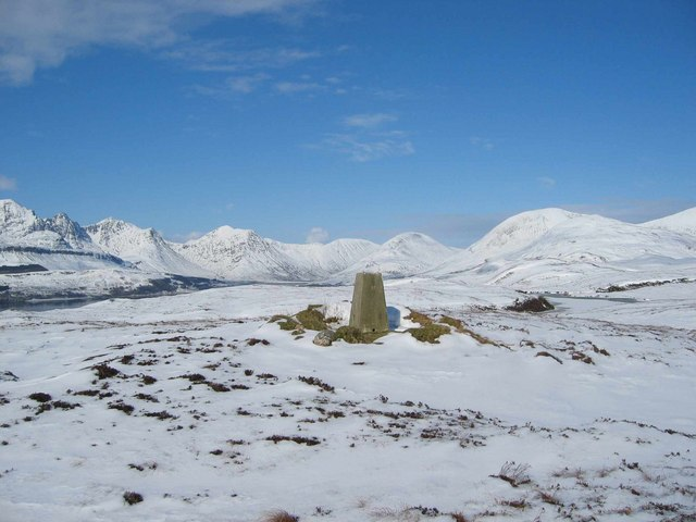 Leoid Trig Point
