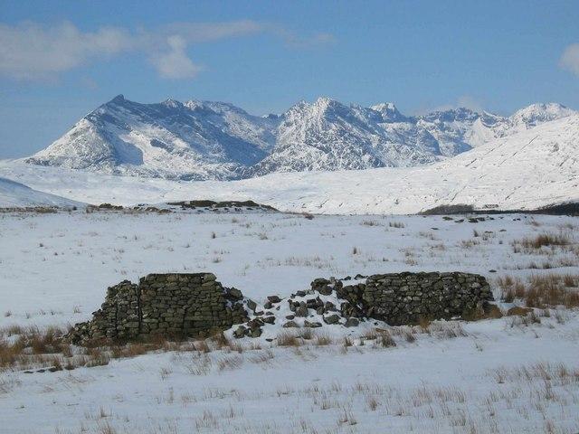 Ruin at Suisnish