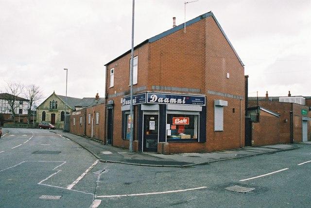 Shop, Milkstone Road, Deeplish, Rochdale, Lancashire