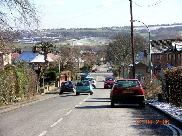 Stand Road, Chesterfield.