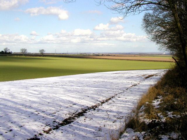 View towards Hull