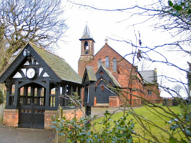 St. Luke's Church, Whitley