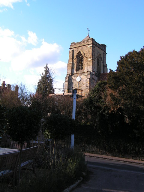 Speldhurst Church Tower
