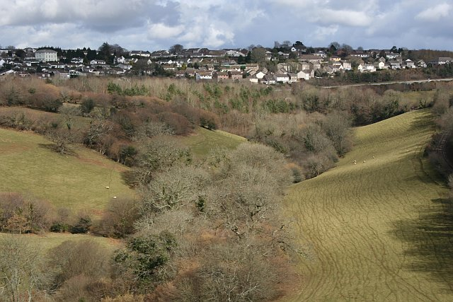 Valley south of Liskeard