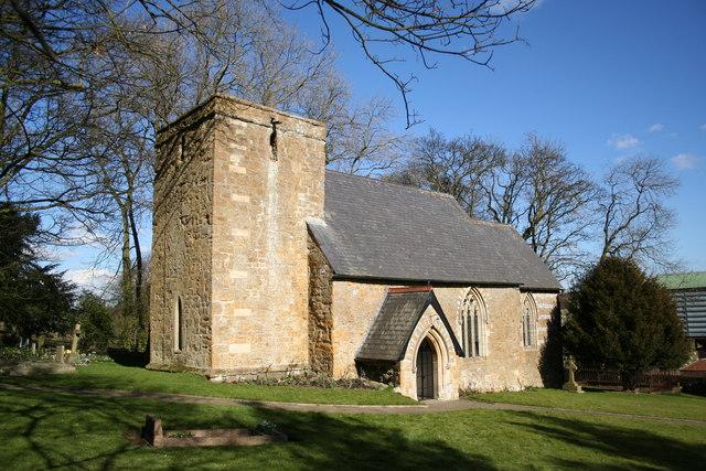 St.Nicholas' church, Cuxwold, Lincs.