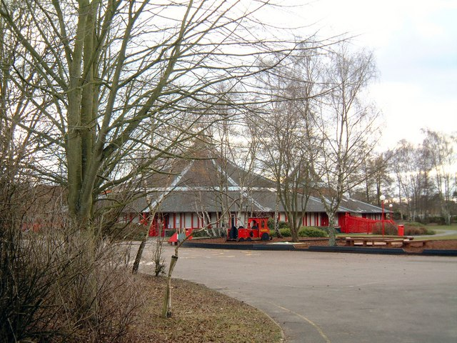 Burnham Copse Infants School, Tadley