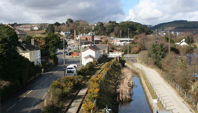 Road, Rail, Canal