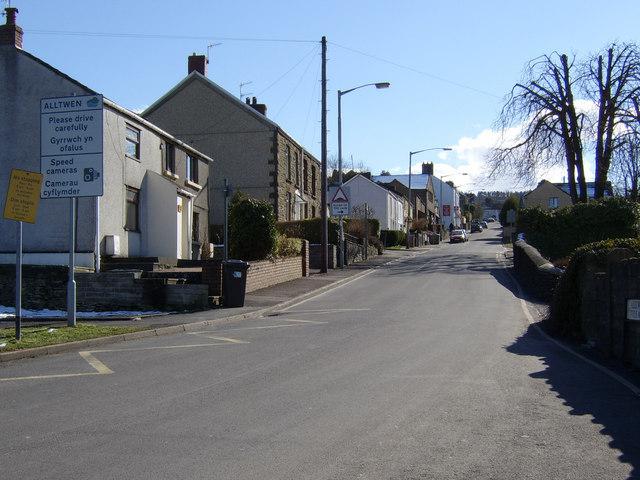 Alltwen Hill