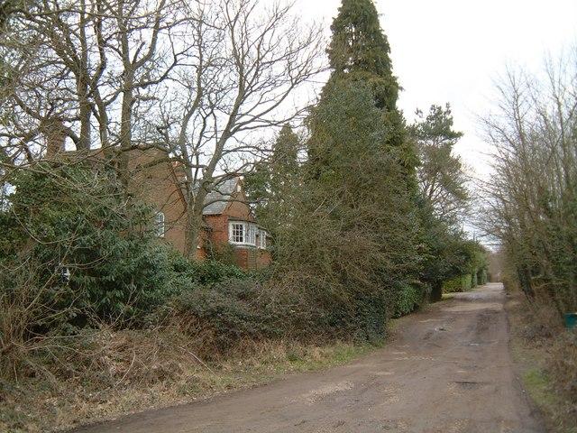 Broad Halfpenny Lane