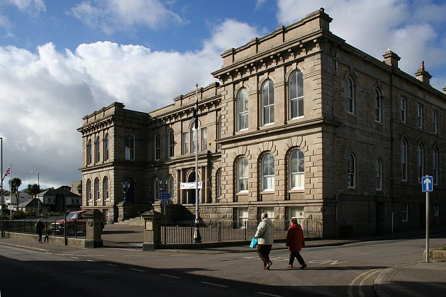 St John's Hall, Penzance