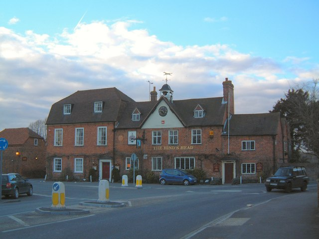 The Hind's Head, Aldermaston