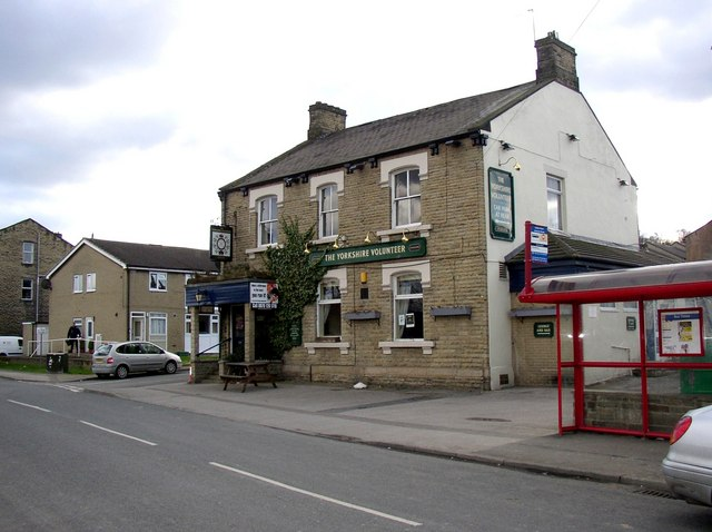 The Yorkshire Volunteer, Calder Road, Lower Hopton, Mirfield