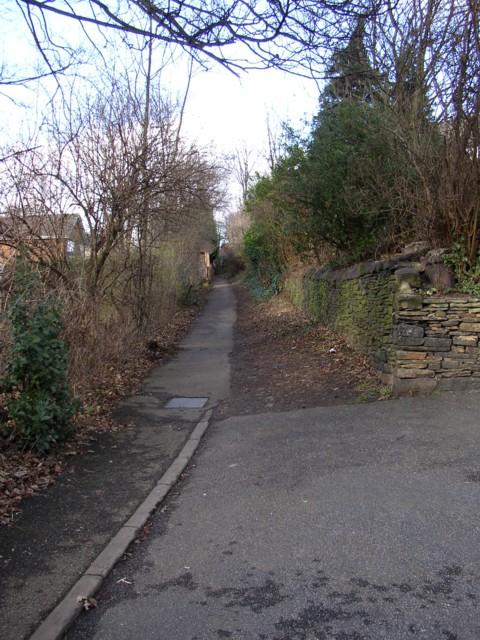 Upper Towngate, Mirfield (SE208206)