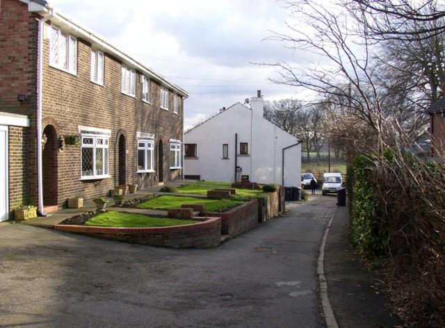 Upper Towngate, Mirfield (SE207205)