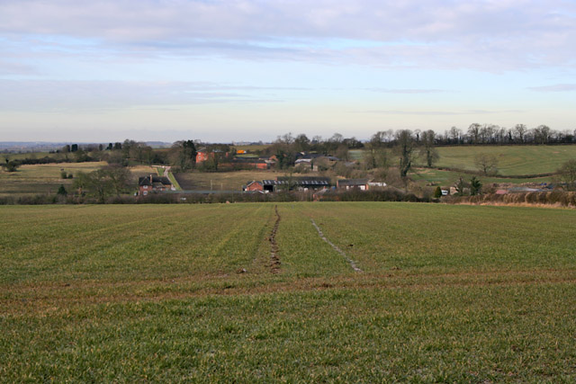 Farmland at Shoby