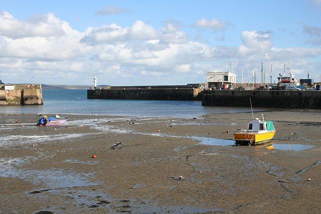 Penzance Dock