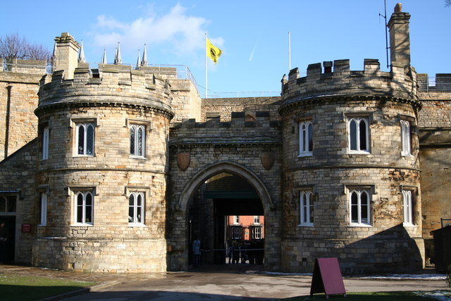 Castle East Gate