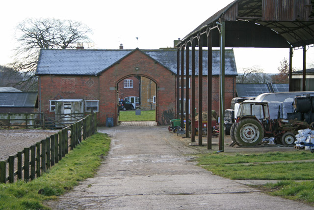 Priory Farm, Shoby