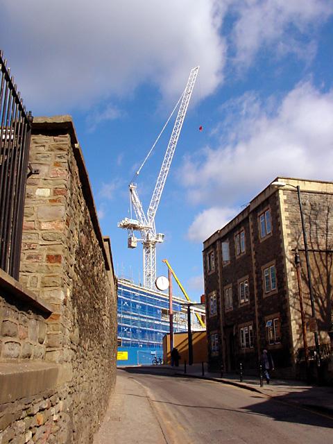 Rebuilding Bristol Bus Station