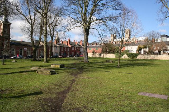 St.Rumbold's churchyard