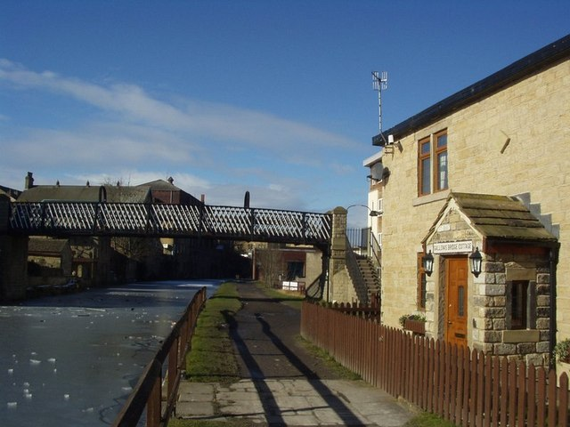 Gallows Bridge, Leeds and Liverpool Canal, Shipley